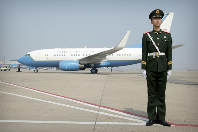 美國國務卿提勒森扺北京,預期為川習會鋪路。(Getty Images)