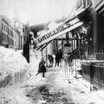 1888年3月12日:世紀暴風雪