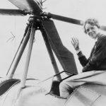 1932年3月10日:女飛行冒險家厄哈特傳奇