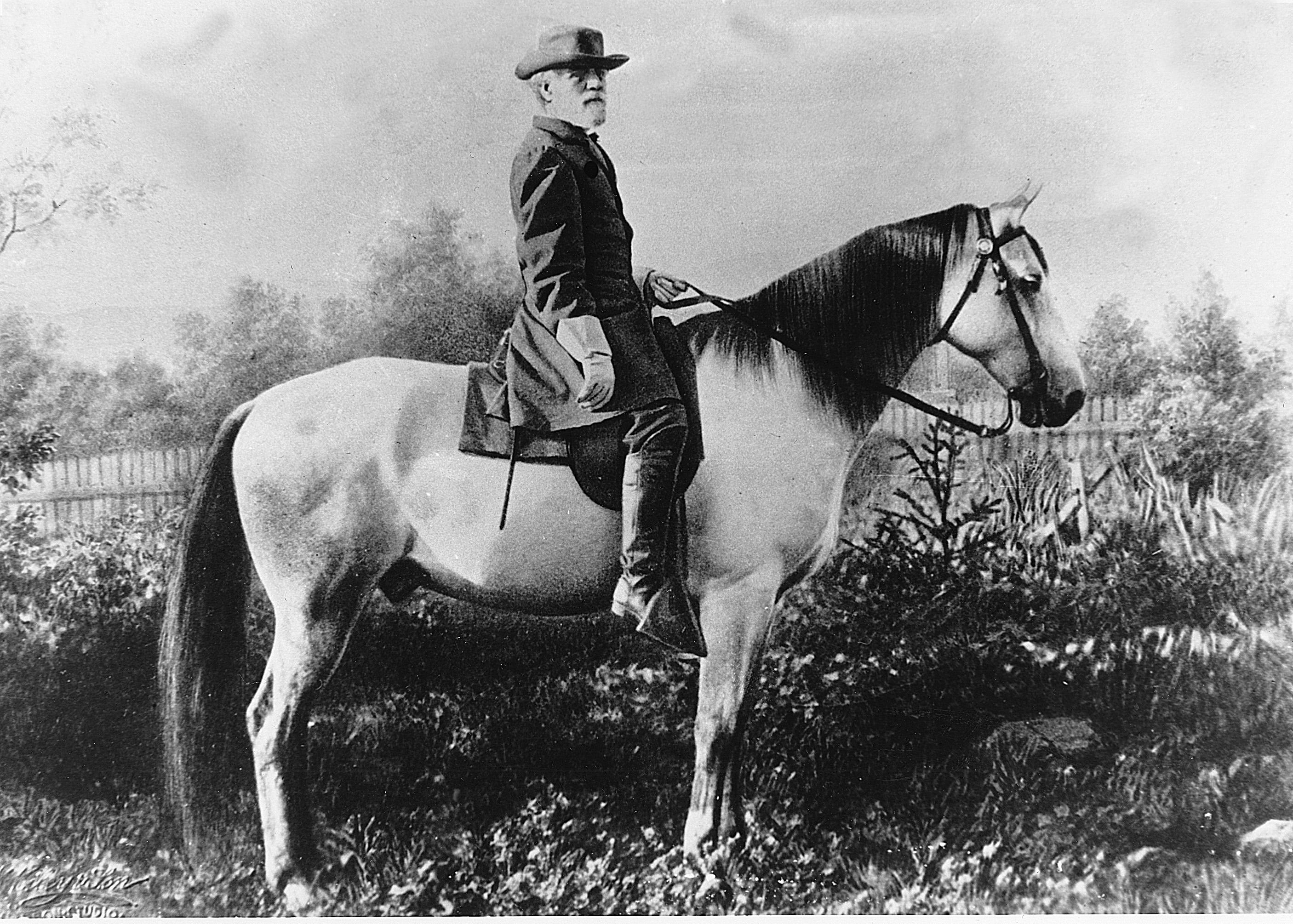 圖4:李將軍(Robert Edward Lee)。