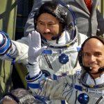2001年4月28日:首位太空觀光旅客是他