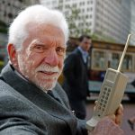 1973年4月3日:世界上第一通無線行動電話誕生