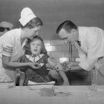 1954年4月26日:美國展開小兒麻痺沙克疫苗試驗