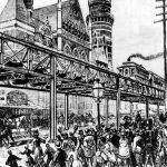 1939年4月17日:紐約慶祝結束六大道高架地鐵