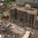 1995年4月19日:奧州聯邦大樓遭炸彈攻擊