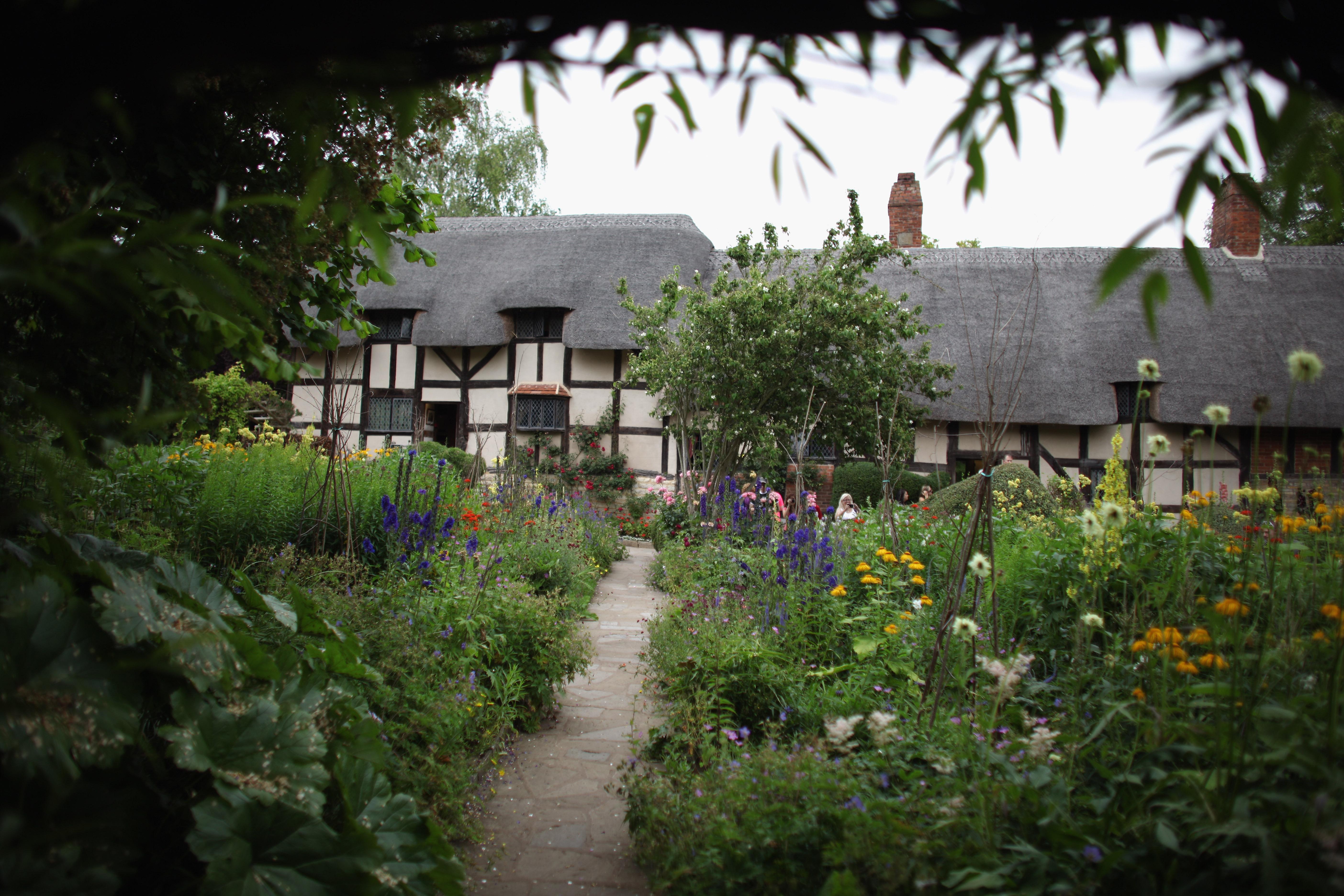 莎士比亞故居倫敦西北方的「史特拉福」(Getty Images)