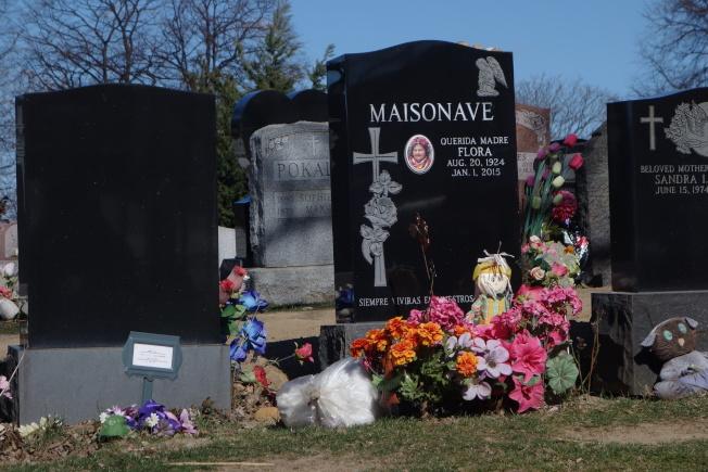 美國墓地擁有永久產權。(陸怡雯/攝影)