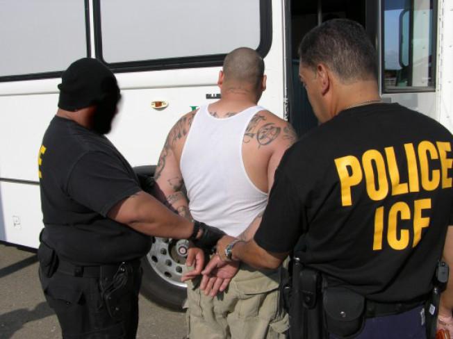 移民與海關執法局進行的每宗遣返,平均讓納稅人花費1萬854元。(美聯社)