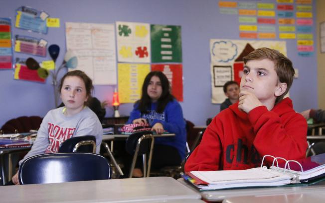 奧克拉荷馬州四年前實施減稅,結果州府收入銳減,如今連教育經費也難籌措。(美聯社)