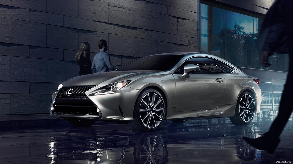 2017 Lexus RC 取自luxus官網