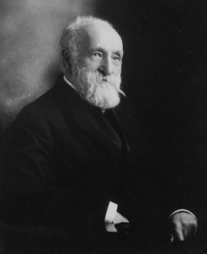 美國紅十字會創立者Adolphus Solomons 。(History.com)
