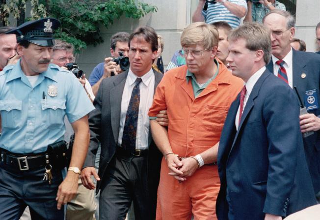 Arthur  Seale 1992年7月1日出庭。(美聯社)
