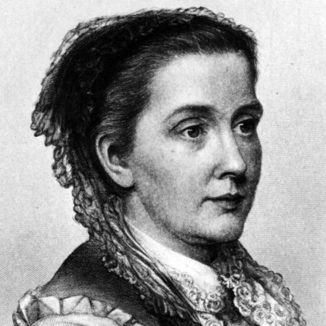 Julia Ward Howe。