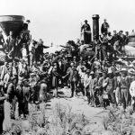 1869年5月10日:太平洋鐵路正式通車