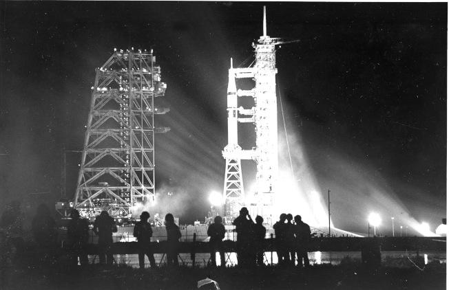 阿波羅計劃帶領美國進入新的太空時代。(美聯社)