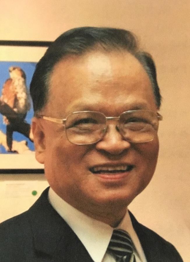 聖地牙哥台灣中心陳榮昌教授因病逝世,享壽82歲。(檔案照片)