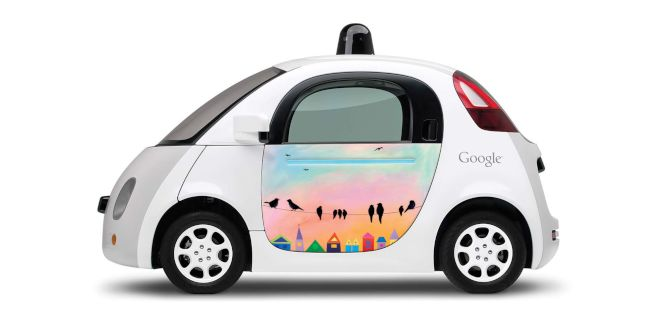 Google旗下的Waymo證實將與Lyft合作。 (取材自Google無人官網)