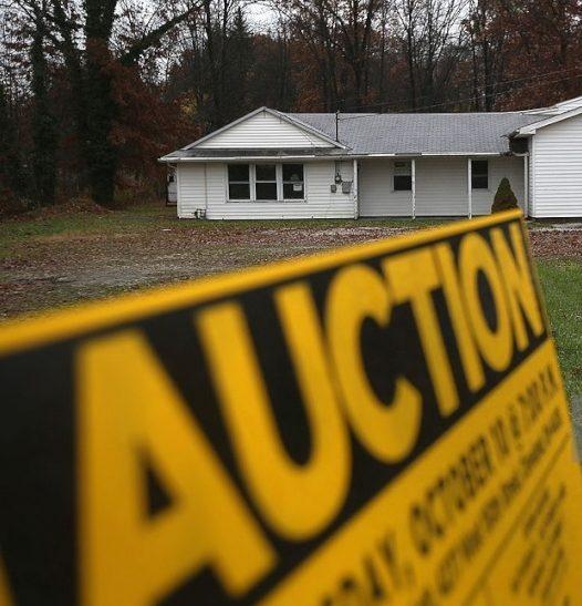 有些賣方會利用冒牌法拍屋的手段毀約。(Getty Images)
