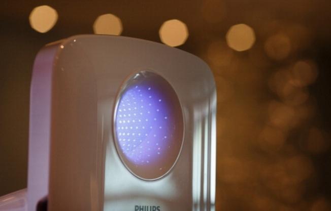空氣清淨機可以去除空氣中的微小懸浮顆粒。(Getty Images)