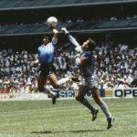 1986年6月22日 馬拉度納的「世紀最佳進球」
