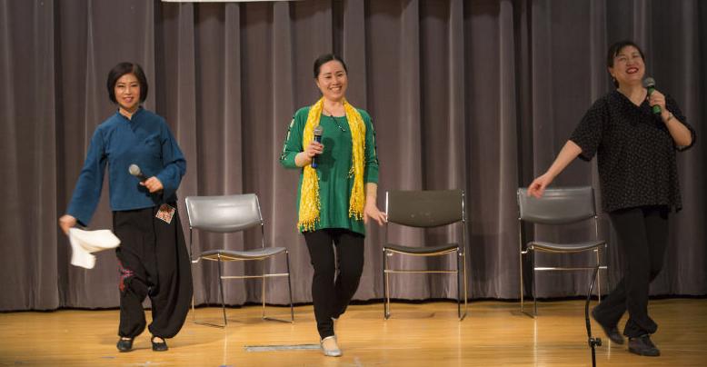 紐約久安電視藝術團將表演經典豫劇《朝陽溝》選段。(主辦方提供)