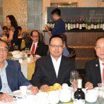 福建僑團晚宴慶祝廈航首航