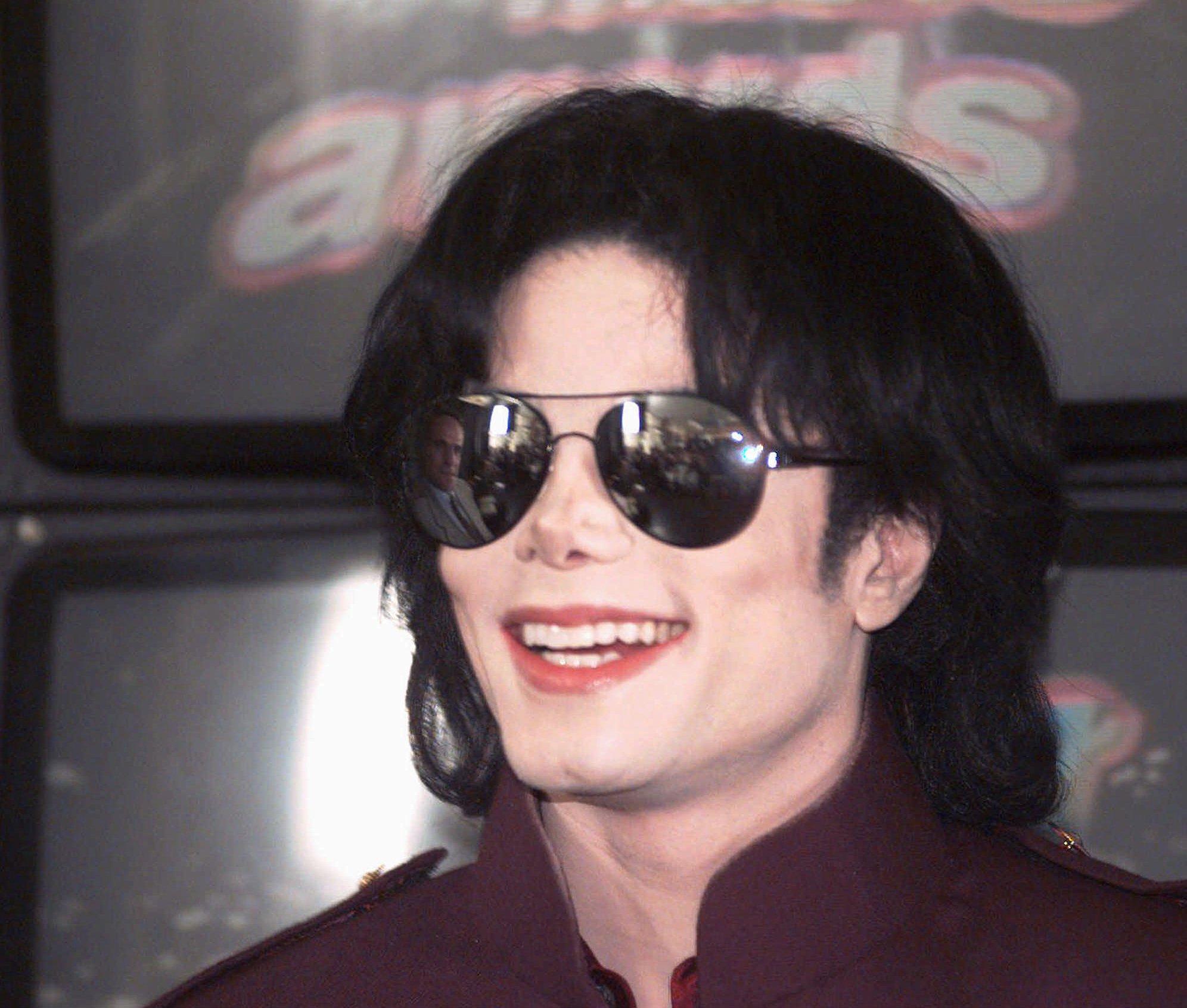 1995年7月25日,麥可傑克森出席1995年MTV音樂獎入圍典禮。他的音樂錄影帶「尖叫 (Scream)」於當年入圍11個獎項。美聯社