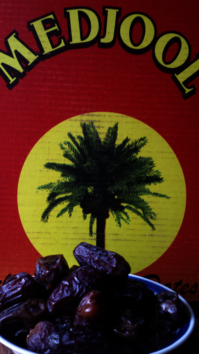 加州蜜棗一年收三季。