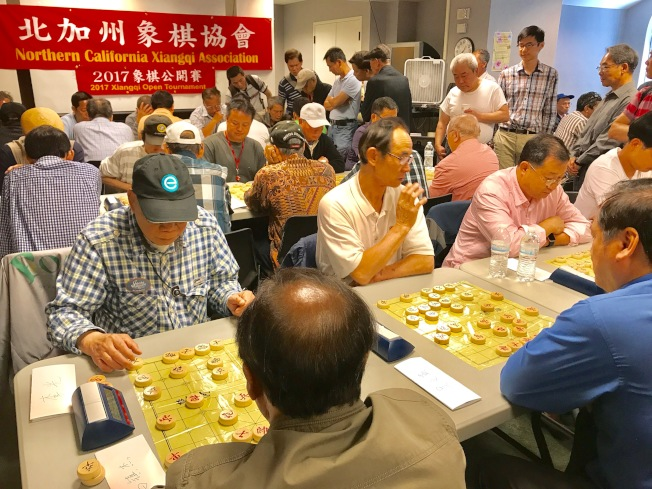首屆賽事吸引了眾多參賽者和觀眾進場。(圖:李競芬提供)