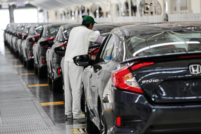 本田Civic是夏威夷偷車賊下手的頭號目標。(Getty Images)