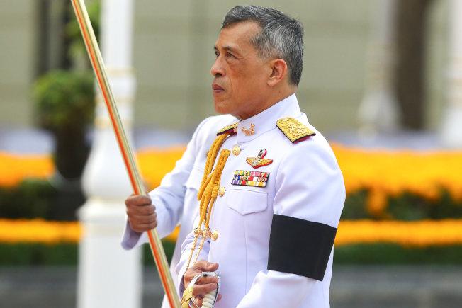 泰國國王瓦吉拉隆功。(路透)