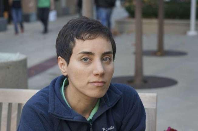 史丹福的天才數學家米札哈妮15日因乳癌去世,享年40。(圖:史丹福大學提供)