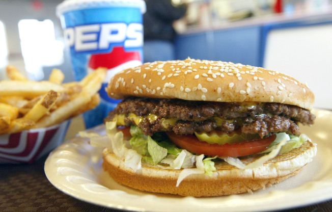 高脂肪食物。(本報資料照片)