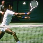 1975年7月5日:首位拿到大滿貫的黑人運動員