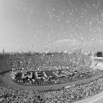 1932年8月4日:洛城的第一次!十萬人齊聚為他們歡呼