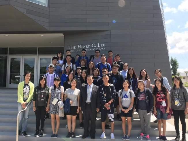 李昌鈺CSI鑑識科學營,35名學員結業。
