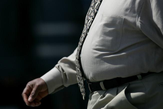 肥胖長期下來可能導致高血壓、高血脂、糖尿病等疾病。(本報資料照片)