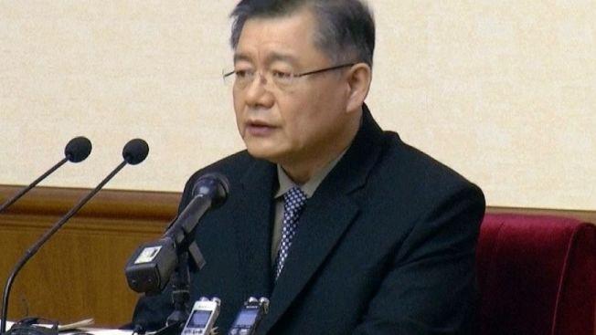 加拿大媒體報導,北韓9日釋放了加拿大籍牧師Rim Hyon Su。(美聯社檔案照)