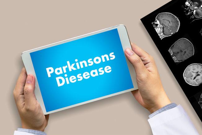 巴金森氏症是常見的老年退化性疾病。(記者趙容萱/攝影)