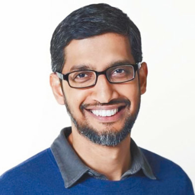 Google執行長皮采(Sundar Pichai,圖,Getty Images)