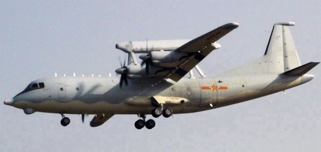 空警200預警機。圖/翻攝自中國網站