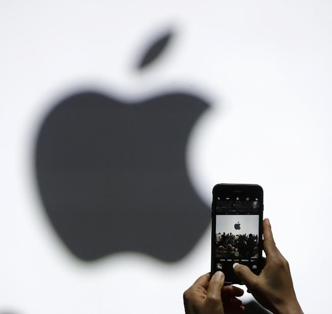 蘋果公司9月12日將舉行產品發表會。(美聯社)