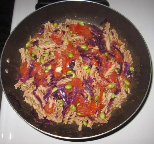 沙丁魚番茄義大利麵