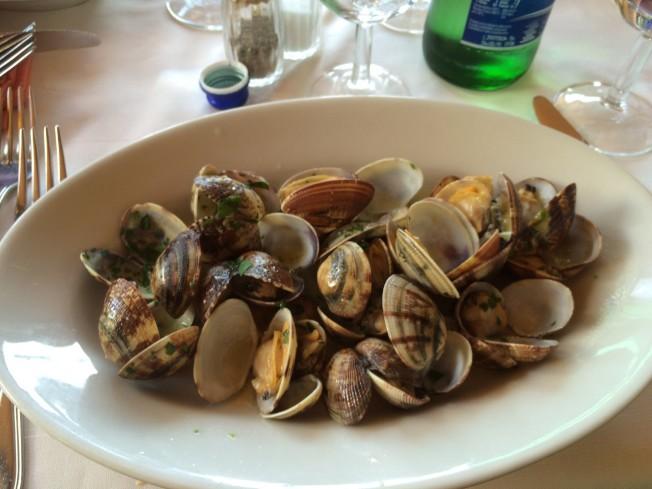 大科斯坦蒂諾餐廳美食。