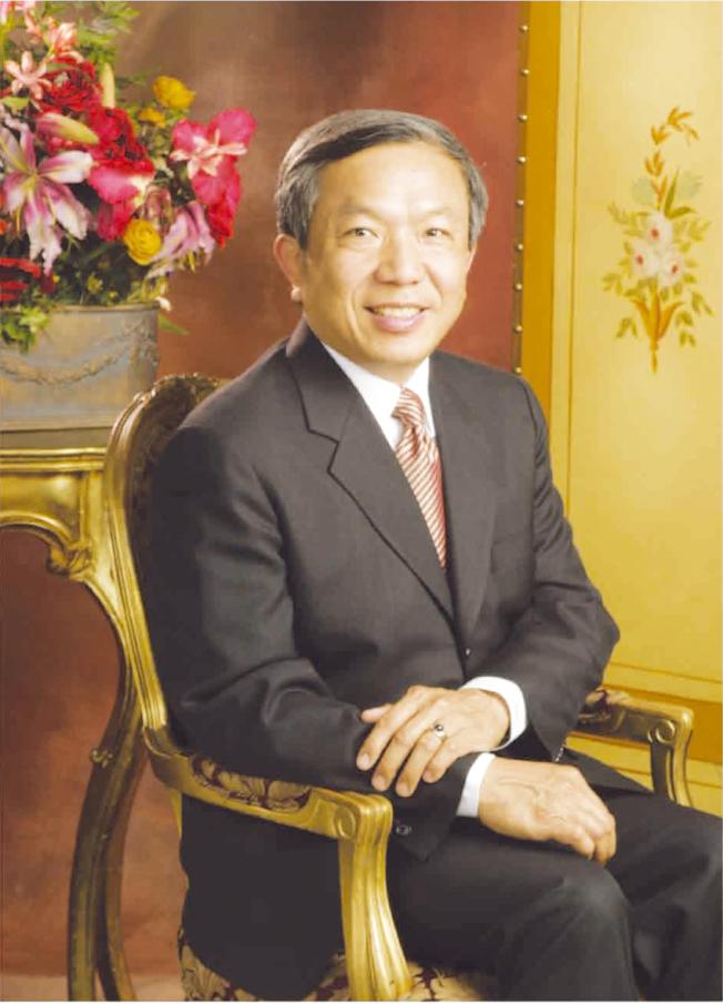 美商縱橫國際貸代有限公司喜慶成立30周年,圖為CEO Samuel H Chen 陳玄信先生。
