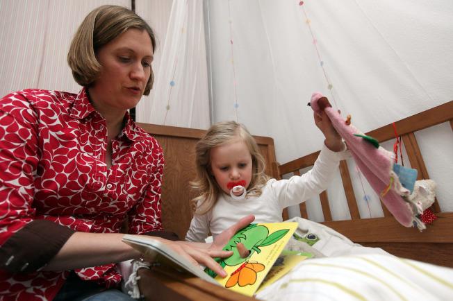 4至12歲期間,人腦中掌管語言學習的「布羅卡斯區」最靈敏,是孩子學習英語的黃金時期。(Getty Images)
