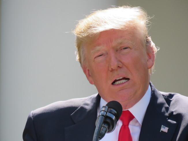 美國總統川普7日在白宮談及北韓問題表示,美方不傾向軍事選項,但若美動武,對北韓而言將是非常悲慘的一天。聯合報系資料照