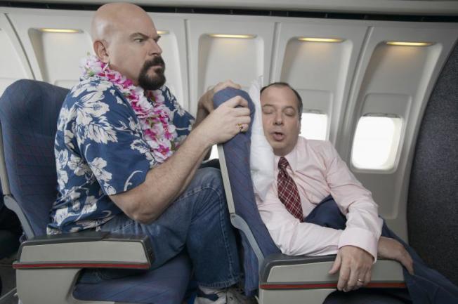 隨著航空公司感受到降低票價的壓力,旅客的伸腿空間也遭壓縮。(Getty Images)