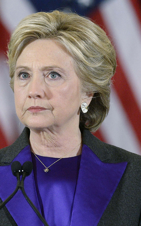 喜萊莉‧柯林頓在接受哥倫比亞廣播新聞網「周日晨間」節目主播珍‧寶莉專訪時指出,不再競選公職。(TNS)