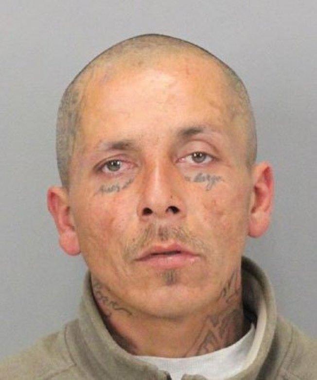 嫌犯基塔涉嫌在聖荷西街頭刺死一名男子。(圖:聖荷西警方提供)